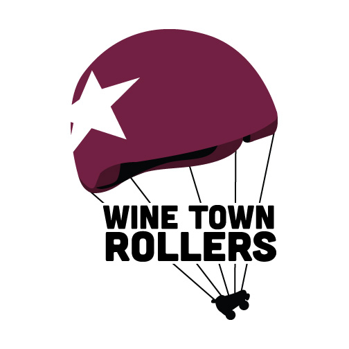 Wine Town Rollers Roller Derby Nation Roller Derby