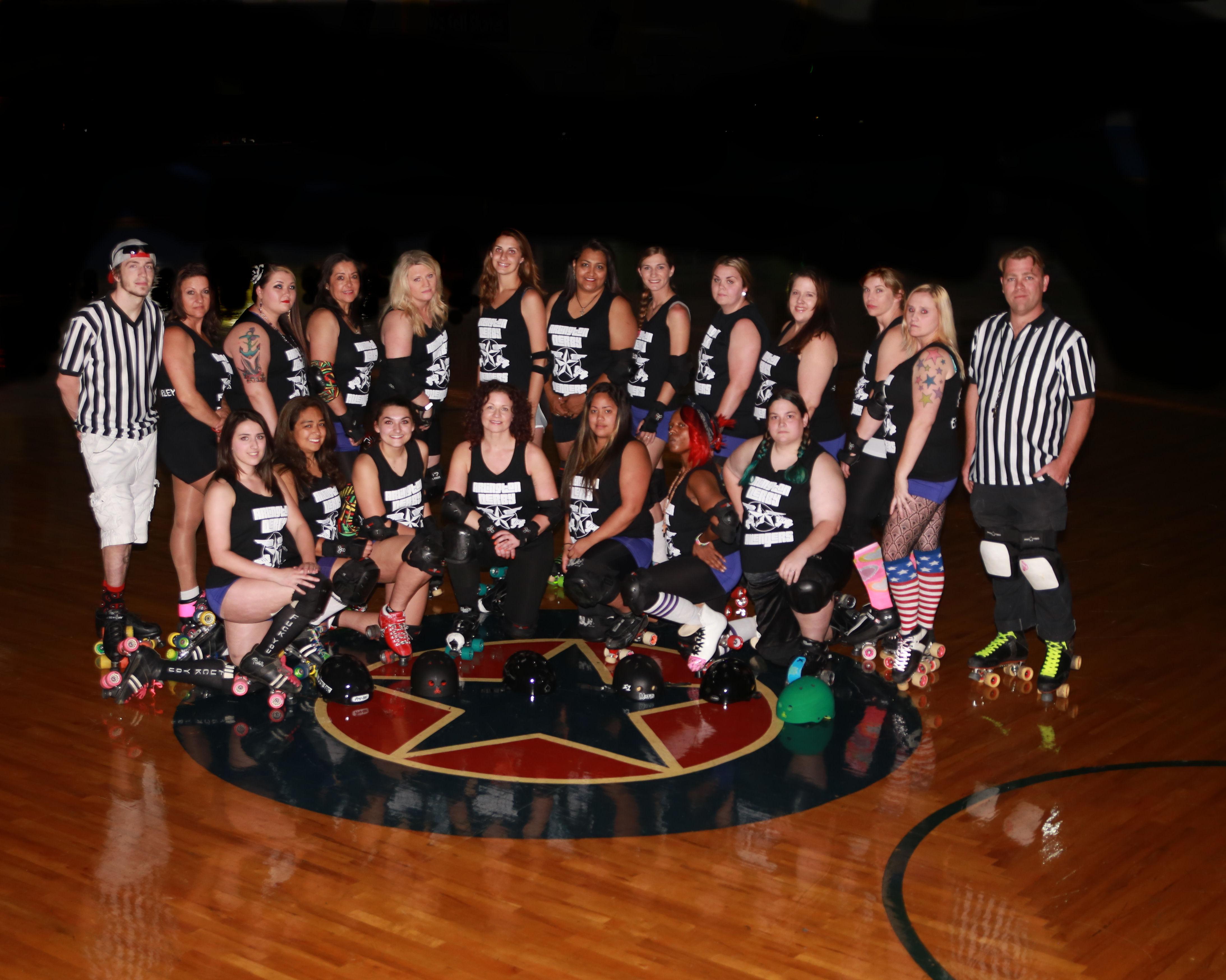 All Roller Derby Logos World Wide - Roller Derby Nation - Roller ...
