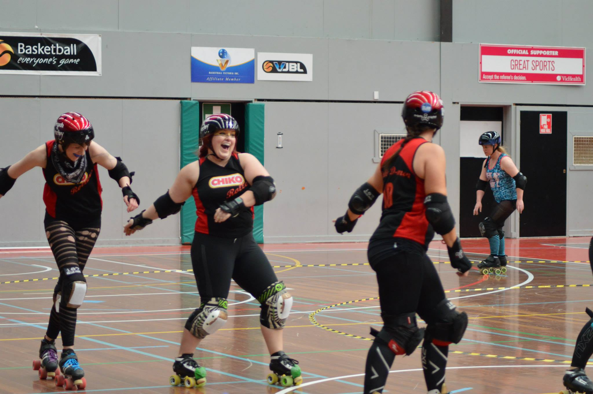 Rollin news world wide roller derby news