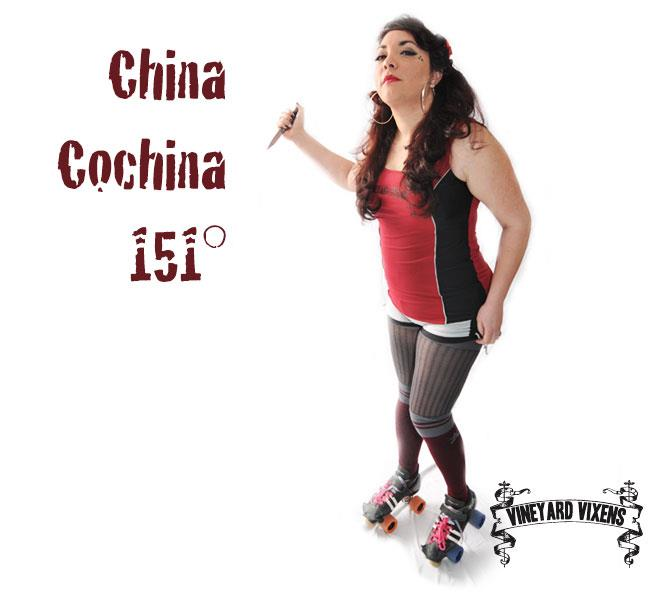 Melina Russell [China Cochina]