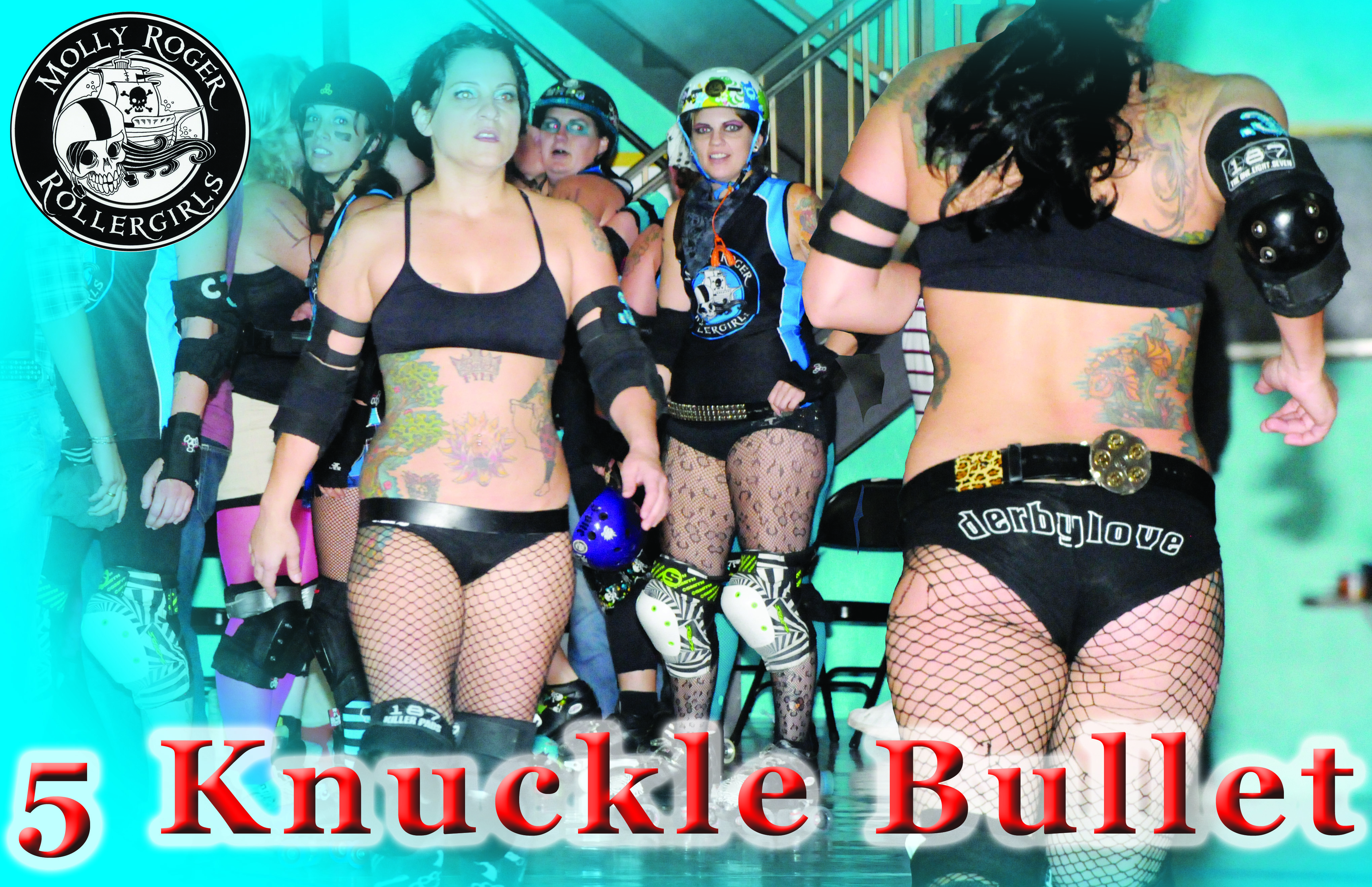 Michelle Marshall [Five Knuckle Bullet]